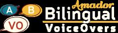 Amador Bilingual Voiceovers