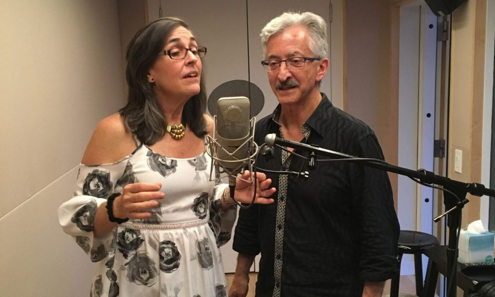 Voice actors Rosi & Brian Amador in the news