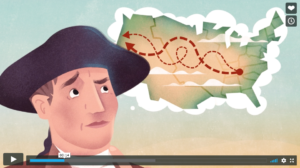 Lewis & Clark educational animation