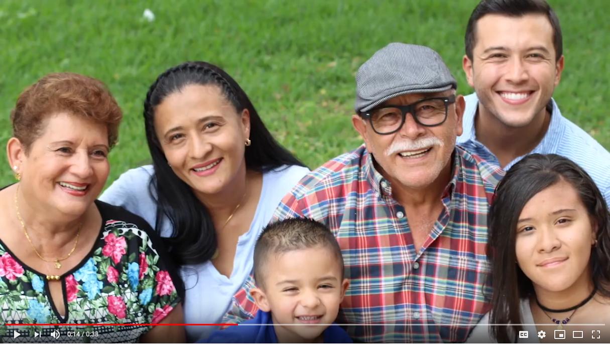Amador Bilingual Voiceovers Familia Latina