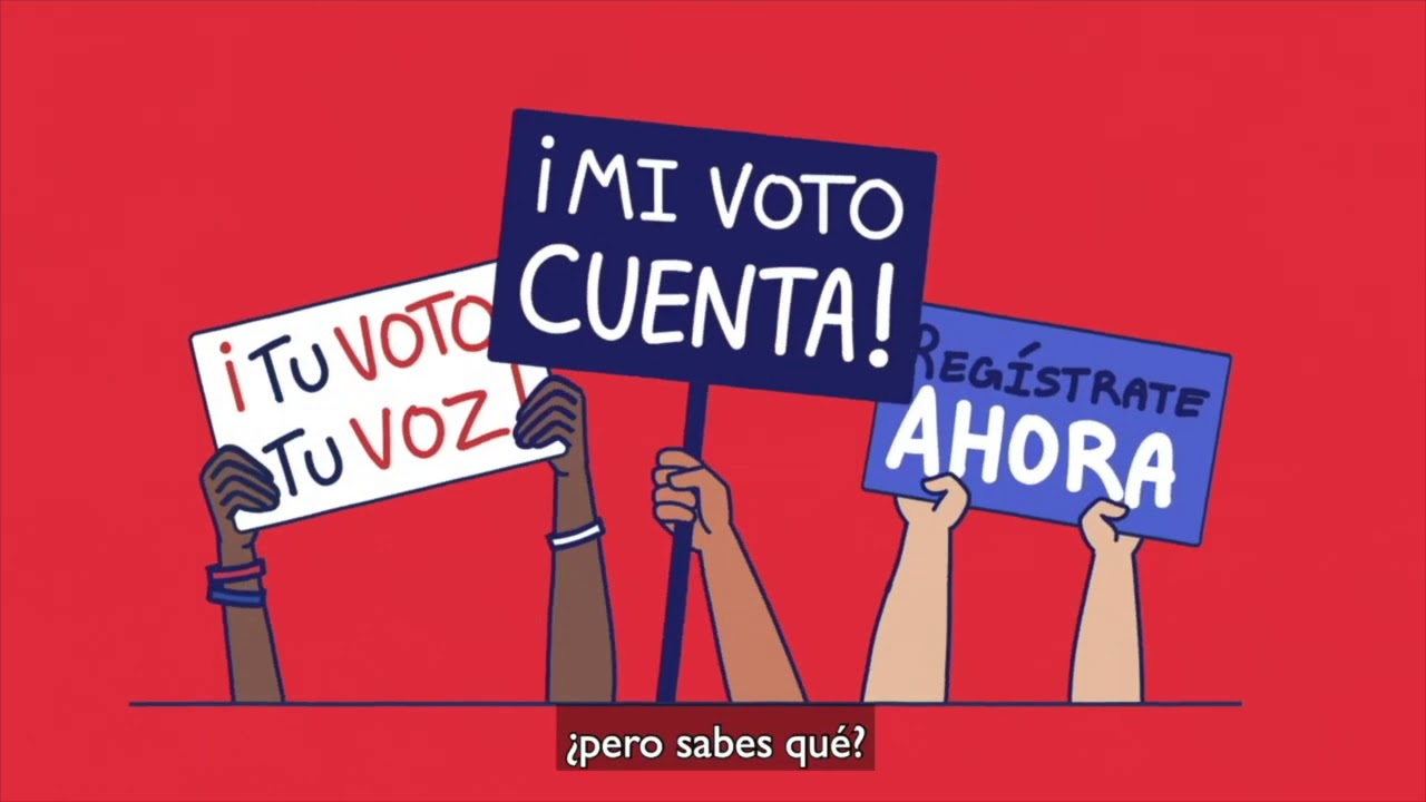 Amador Bilingual Voiceovers Get Out The Vote Ad Campaign