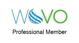 Amador Bilingual Voiceovers Worldvoices Pro Logo